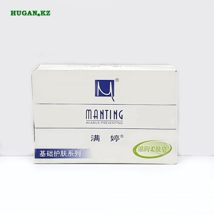 Мыло Manting Антибактериальное от подкожного клеща
