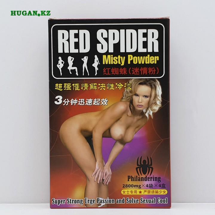 афродизиак для женщин Red Spider Misty Powder 16х5гр