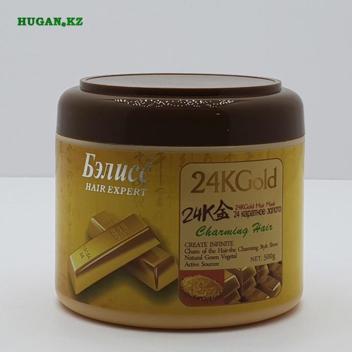 Бальзам-маска Бэлисс 24К Золото