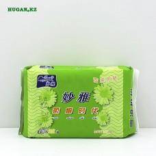 Лечебно-профилактические ежедневные прокладки Miaoya с ромашкой
