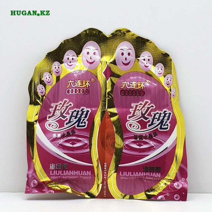 Порошок-гель Liulianhuan (Ленивый педикюр)