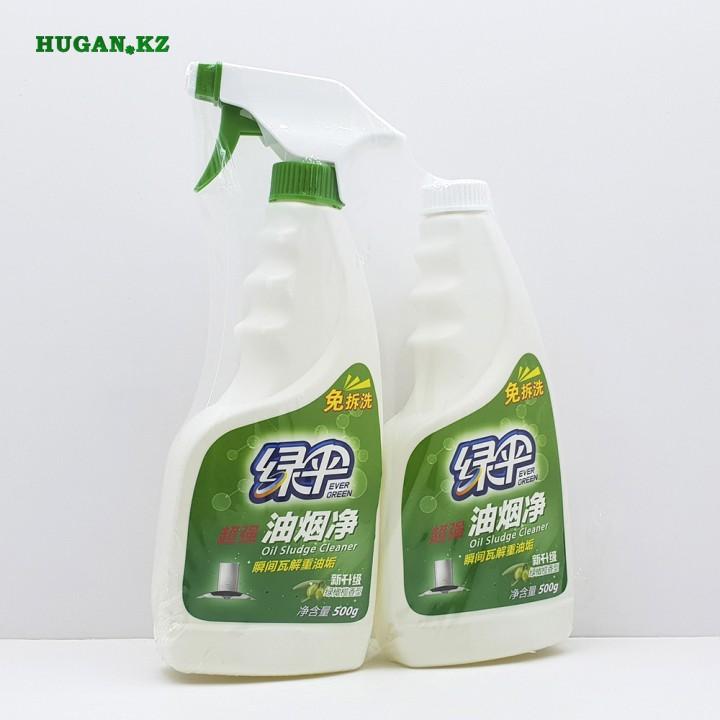 средство Ever Green Антижир 2 х 500мл с распылителем