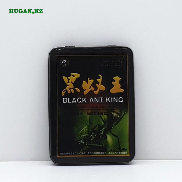 Black Ant King (зеленые таблетки)