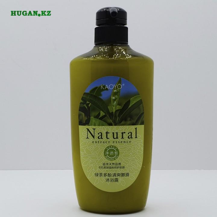 Гель для душа KAOYO Natural Зеленый чай