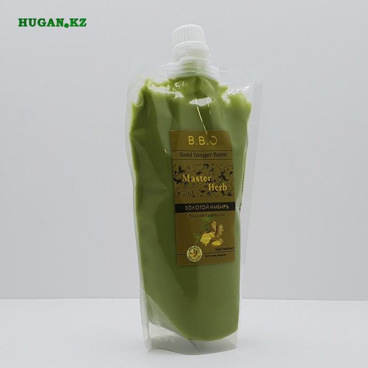 Бальзам-маска BBO Master Herb Золотой Имбирь (мягк)