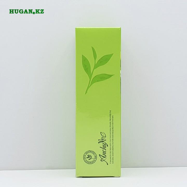 Молочко (жидкий крем) Зеленый чай