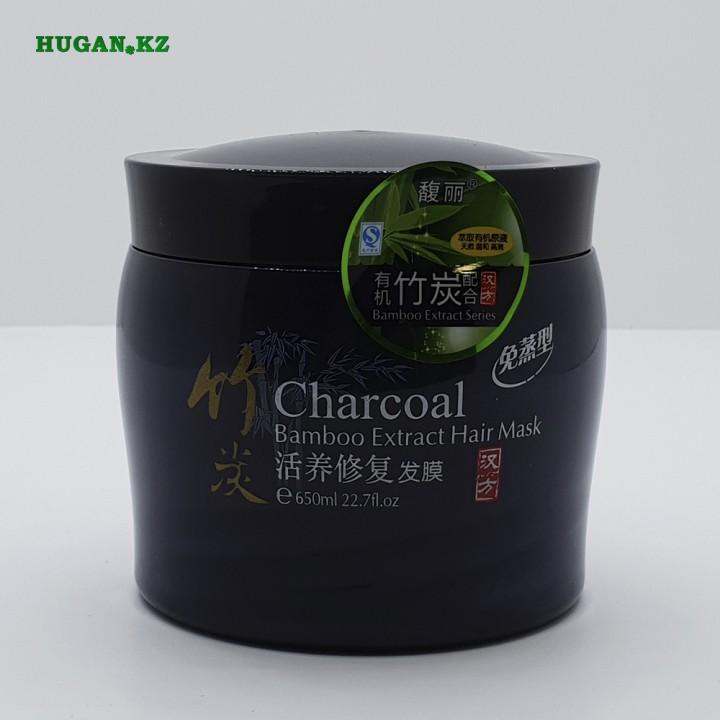Бальзам-маска Charcoal Черный бамбук