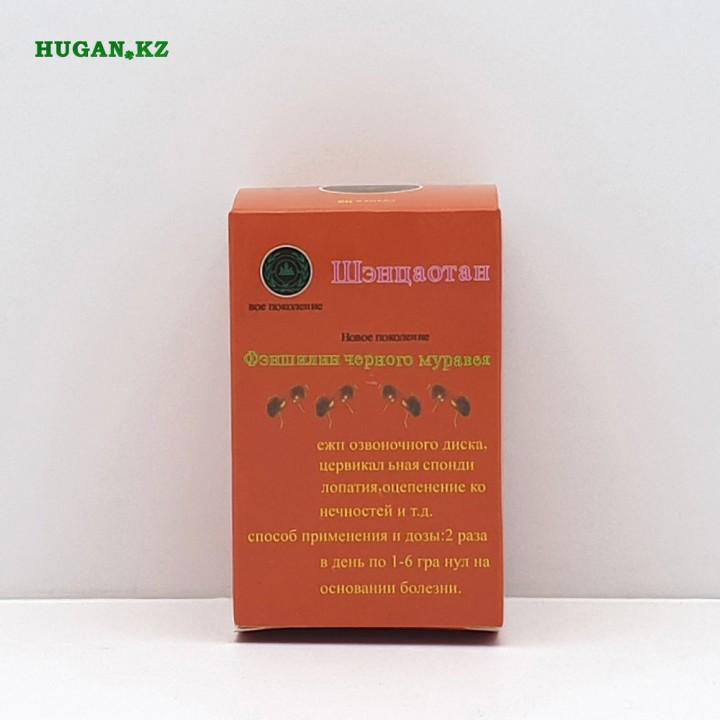 Фэншилин Черного Муравья капсулы (Ревматизм, артриты, невралгия, снижение сахара в крови)