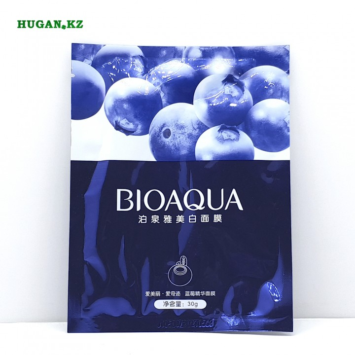 Маска для лица BioAqua голубика