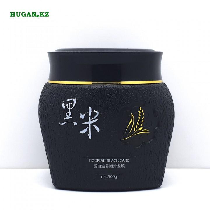 Бальзам маска Black Rice
