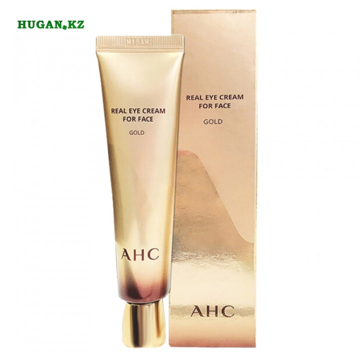 A.H.C Real Eye Cream for Face Gold