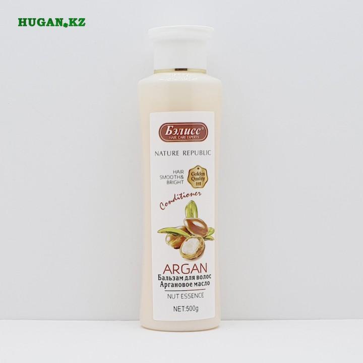 Бальзам для волос Бэлисс Аргановое масло в тубе