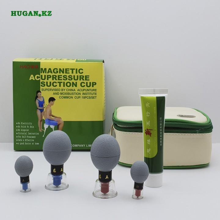 Магнитные банки Haci Masc (МПАД) Хацы