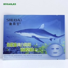 Маска для лица Shilibao Акулий жир