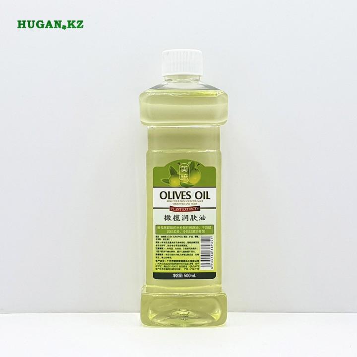 Массажное масло Оливки
