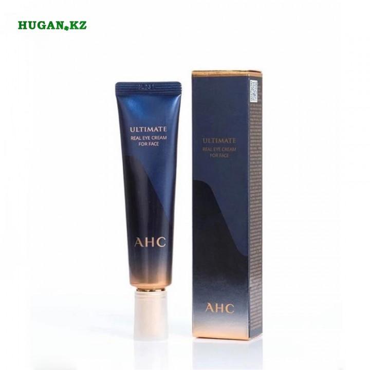 AHC Ultimate Real Eye Cream For Face антивозрастной крем для кожи вокруг глаз с термочувствительной системой
