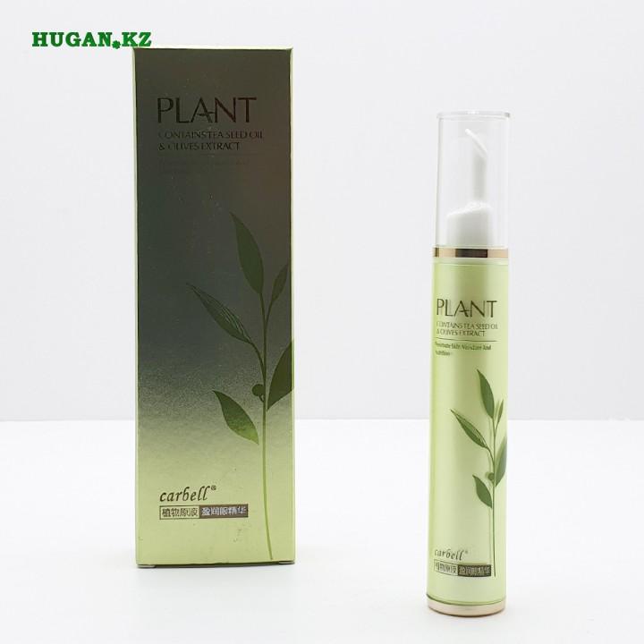 Крем вокруг глаз Plant (Зеленый чай и Оливки)