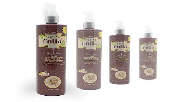 Folia.        Шампунь для волос